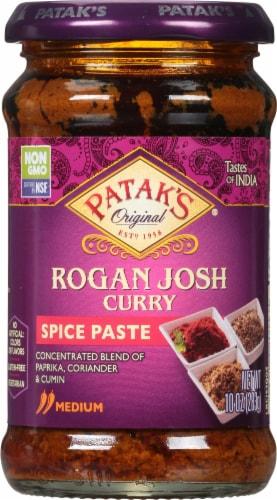 Patak's Rogan Josh Paste Perspective: front