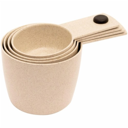 Starfrit 080284-006-0000 ECO Measuring Cup Set Perspective: front