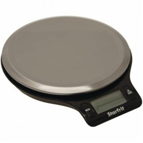 Starfrit SRFT093765 Electronic Kitchen Scale Perspective: front