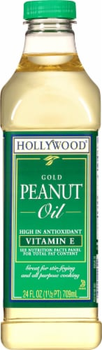 Hollywood Peanut Oil Perspective: front