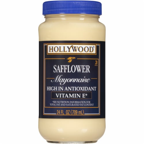 Hollywood Safflower Mayonnaise Perspective: front