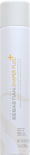 Sebastian Shaper Plus Extra Hold Hairspray Perspective: front