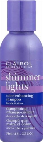 Naturelle Shimmer Lights Color Enhancing Shampoo Perspective: front