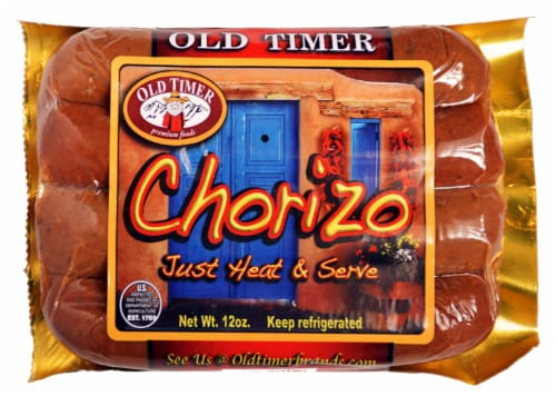 Old Timer Chorizo Perspective: front
