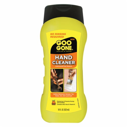 Goo Gone Citrus Power Hand Cleaner Perspective: front