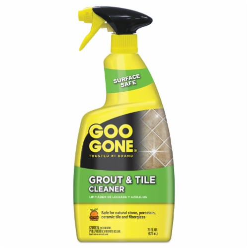 Goo Gone 2054 28 oz. Grout Cleaner Perspective: front