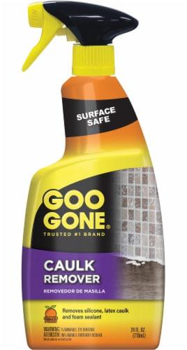 Goo Gone® Citrus Power Scent Caulk Remover Perspective: front