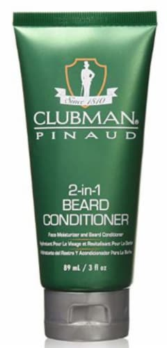 Clubman Pinaud 2 in 1 Beard Conditioner Perspective: front
