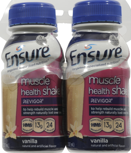 Ensure Muscle Health Homemade Vanilla Shake