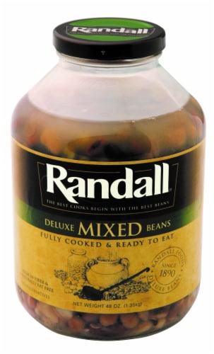 Randall Deluxe Mixed Beans Perspective: front
