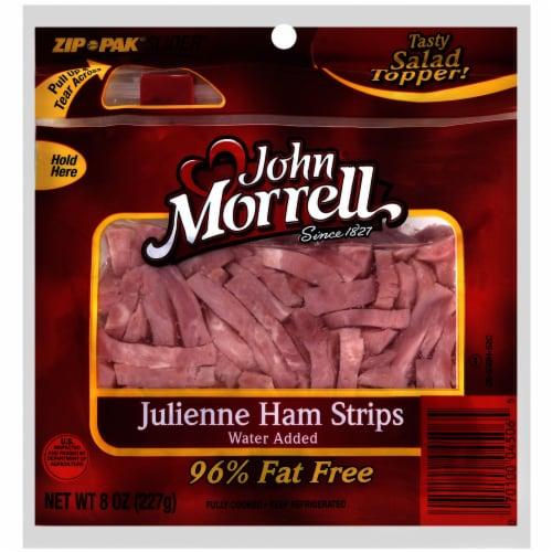 John Morrell® Julienne Ham Strips Perspective: front