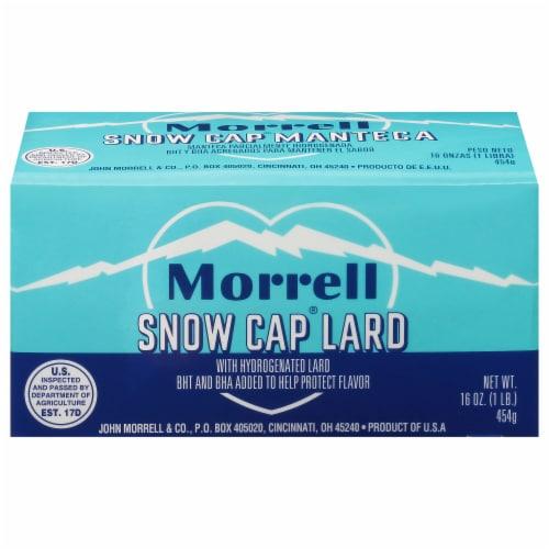 Morrell Snow Cap Lard Perspective: front
