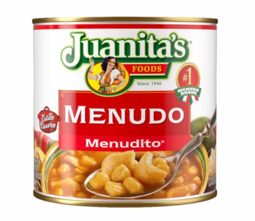 Juanita's Menudo Menudito Perspective: front