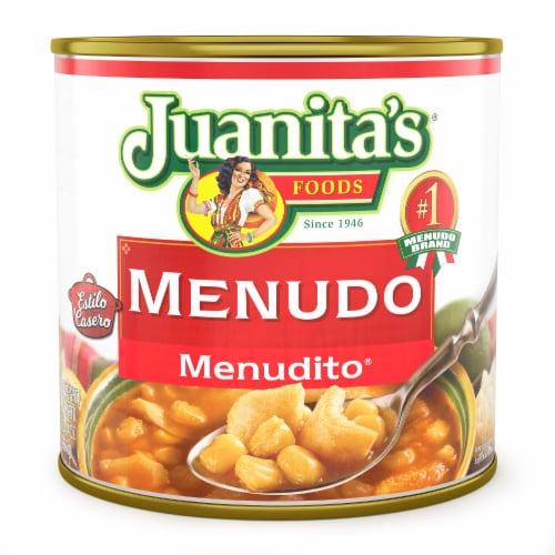Juanita's Foods Menudo Menudo Perspective: front