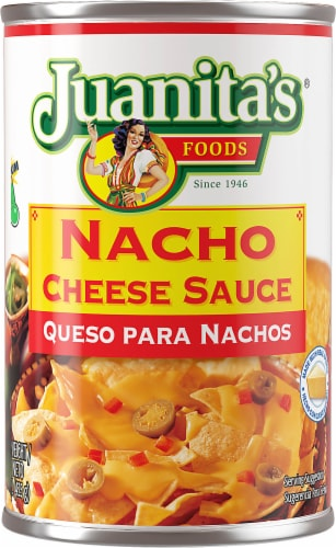 Juanita's Nacho Cheese Sauce Perspective: front
