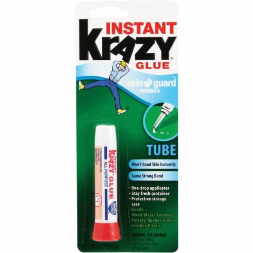 Krazy Glue 0.07 Oz. Liquid Skin Guard All-Purpose Super Glue KG78548R Perspective: front