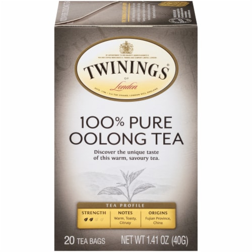 Twinings Of London Pure Oolong Tea Bags Perspective: front