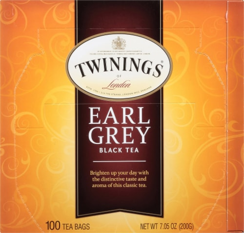 Twinings Earl Grey Tea Perspective: front