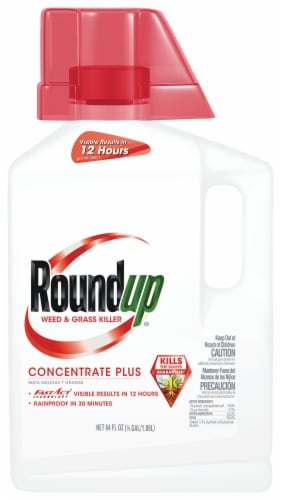 Roundup® Weed & Grass Killer Perspective: front