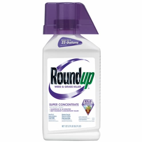 Roundup® Super Concentrate Weed and Grass Killer Perspective: front