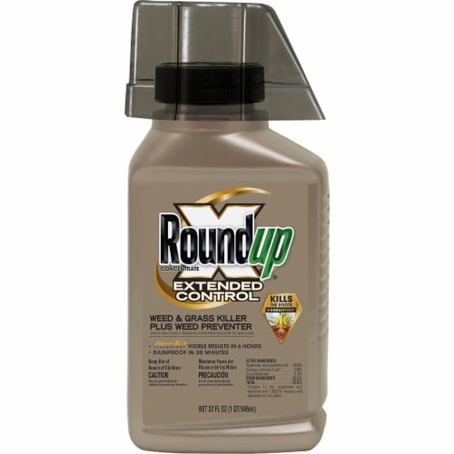 Roundup® Extended Control Weed & Grass Killer Plus Weed Preventer Perspective: front