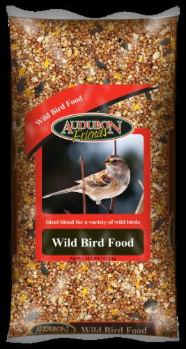Audubon Wild Bird Food Perspective: front