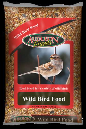 Audobon Friends Cascade Wild Bird Food Perspective: front