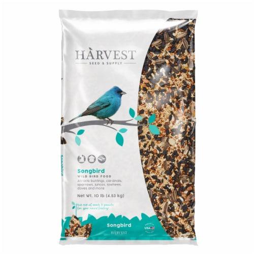 Harvest Seed & Supply Songbird Wild Bird Food Perspective: front