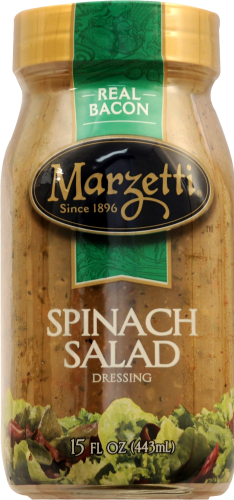 Marzetti Spinach Salad Dressing Perspective: front