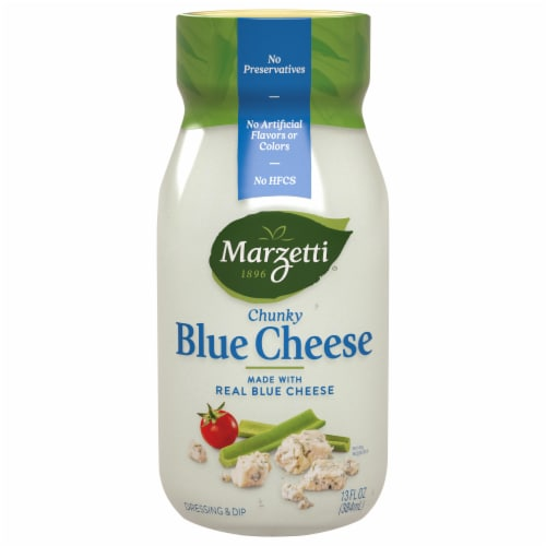 Marzetti Chunky Blue Cheese Dressing Perspective: front