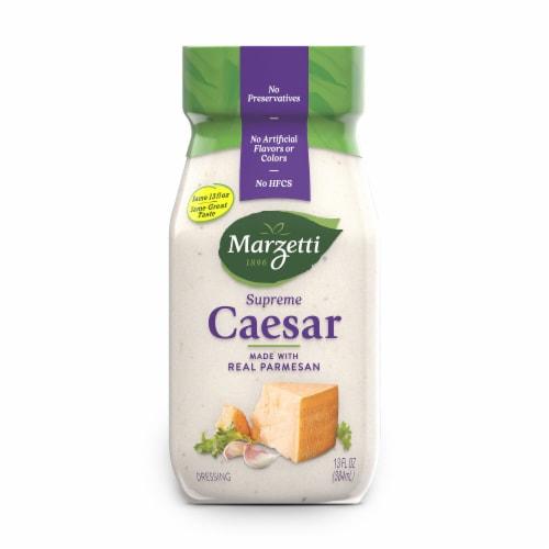 Marzetti Supreme Caesar Dressing Perspective: front