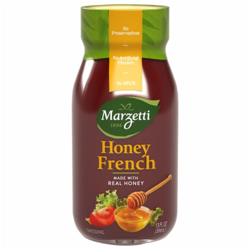 Marzetti Honey French Dressing Perspective: front