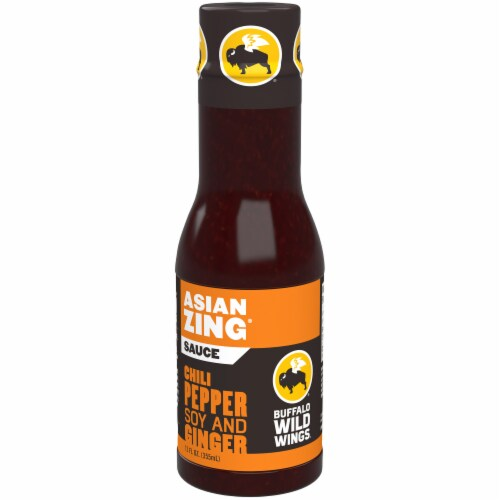 Buffalo Wild Wings Asian Zing Sauce Perspective: front