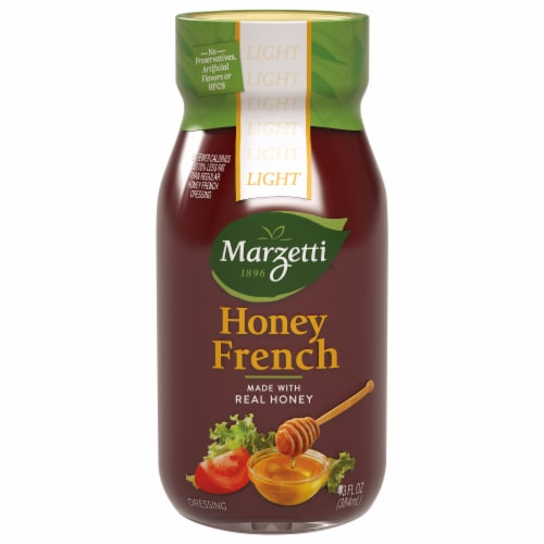 Marzetti Light Honey French Dressing Perspective: front