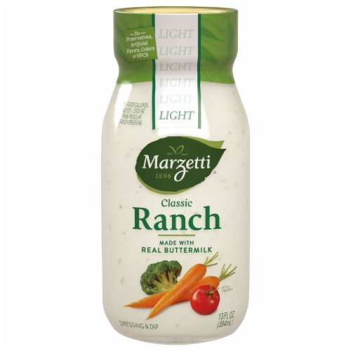 Marzetti Light Classic Ranch Dressing Perspective: front