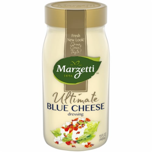 Marzetti Ultimate Blue Cheese Dressing Perspective: front