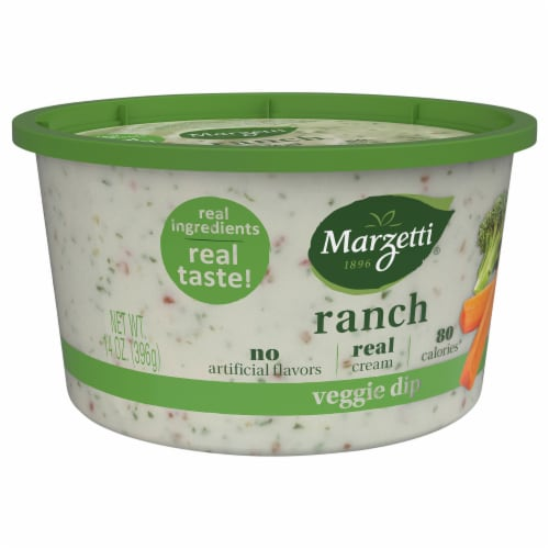 Marzetti Ranch Veggie Dip Perspective: front