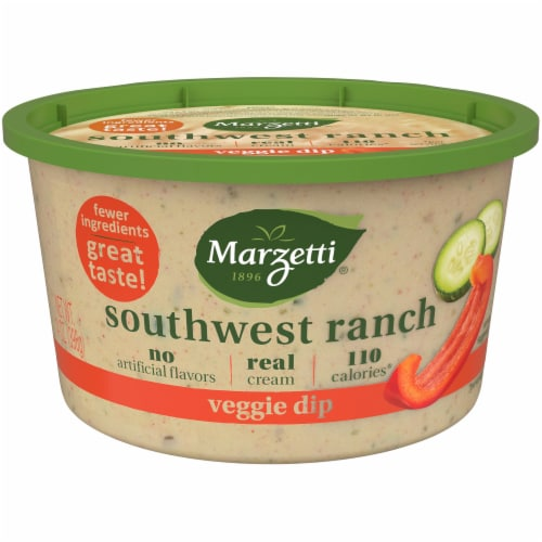 Marzetti Southwest Ranch Veggie Dip Perspective: front