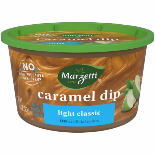 Marzetti Light Classic Caramel Dip Perspective: front