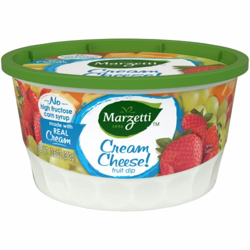 Marzetti Cream Cheese Fruit Dip Perspective: front