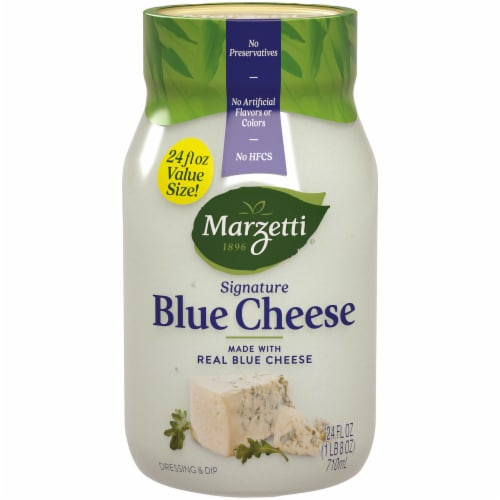 Marzetti® Chunky Blue Cheese Dressing Perspective: front