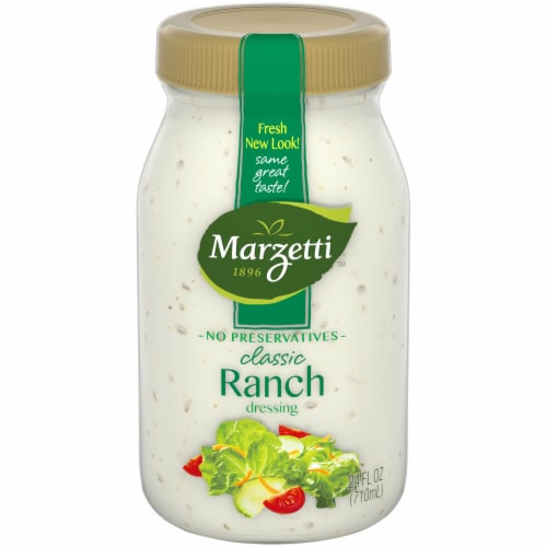 Marzetti Classic Ranch Dressing Perspective: front