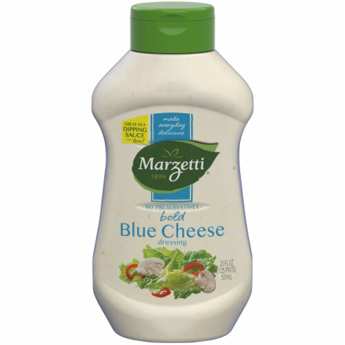Marzetti Classic Chunky Blue Cheese Dressing Perspective: front