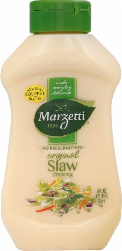 Marzetti Classic Original Slaw Dressing Perspective: front