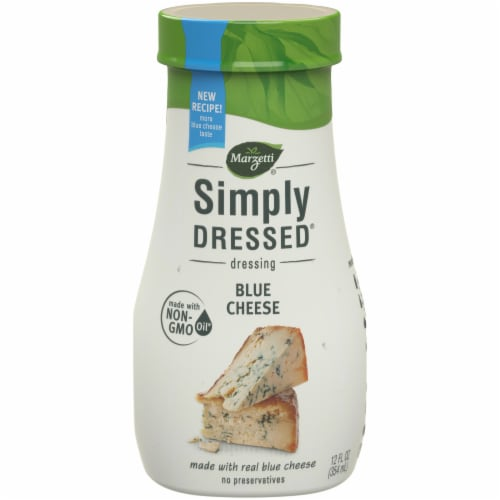 Marzetti Simply Dressed® Blue Cheese Dressing Perspective: front