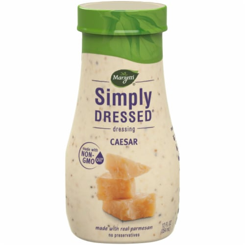 Marzetti Simply Dressed Caesar Dressing Perspective: front