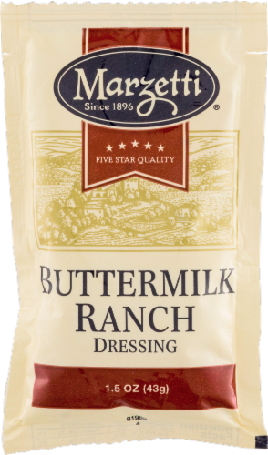 Marzetti's Buttermilk Ranch Dressing Perspective: front