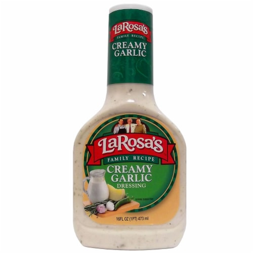 LaRosa's Creamy Garlic Dressing Perspective: front