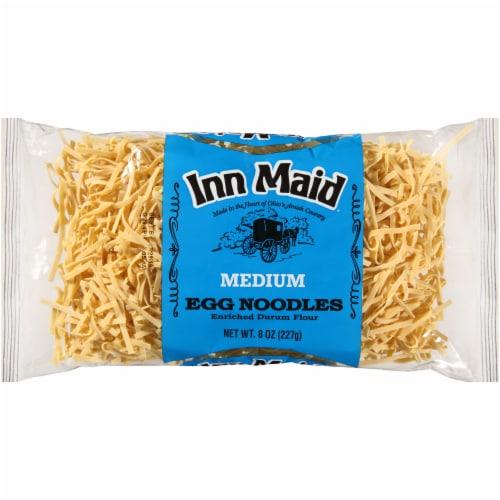 Inn Maid Medium Egg Noodles Perspective: front