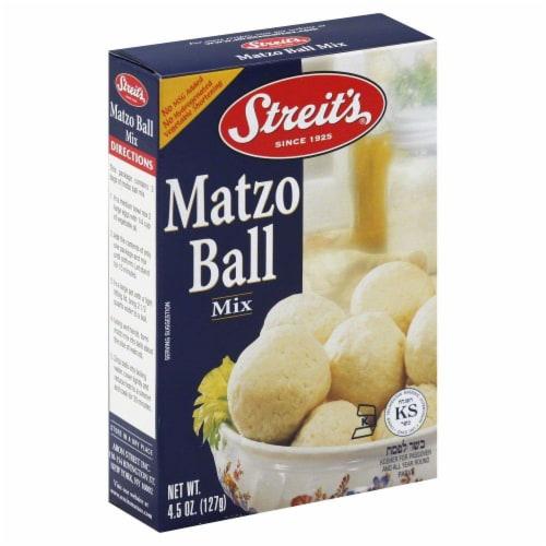 Streit's Matzo Ball Soup Mix Perspective: front